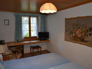 A bed or beds in a room at Apartment Alegria - Parterre