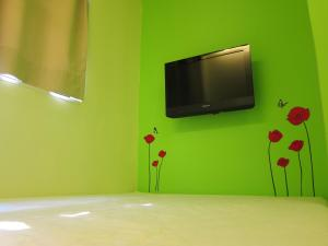TV/Unterhaltungsangebot in der Unterkunft InnSight