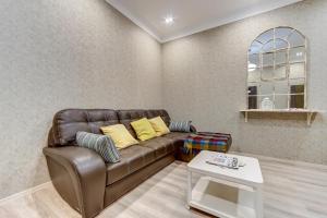 Гостиная зона в Home SPb apartments