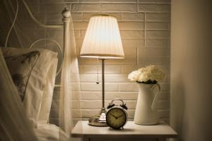 A bathroom at Elegant B&B - Il Vicolo storico