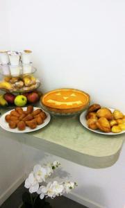 Hrana u smještaju s doručkom ili u blizini