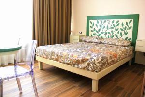 A room at Summa Resort