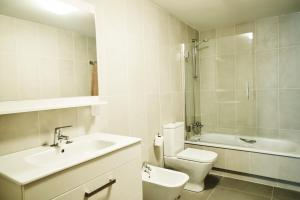 A bathroom at Luxury Apartment Las Terrazas