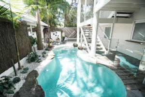 The swimming pool at or near A PERFECT STAY - Cactus Rose Villa