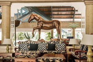 Гостиная зона в Iberostar Selection Bavaro Suites
