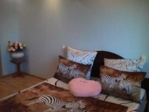 Гостиная зона в Apartment on Tolstogo 19