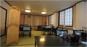 Een restaurant of ander eetgelegenheid bij Kosekiya Bekkan