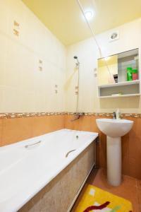 Ванная комната в Apartment Viphome on Sovetskaya, 69
