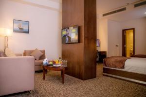 منطقة جلوس في فندق سولاف لكجري