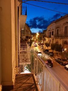 A balcony or terrace at B&B Le Residenze