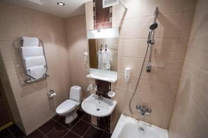 Ванная комната в Загородный клуб «Дача»
