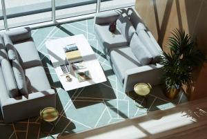 Планировка Dusit D2 Kenz Hotel Dubai