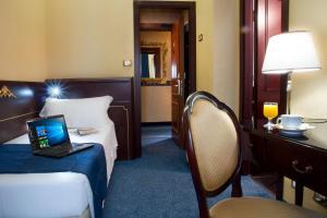 TV o dispositivi per l'intrattenimento presso Hotel Mondial
