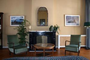 Lobby/Rezeption in der Unterkunft Denneweg Apartment The Hague