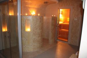 Ванная комната в Paria Hotel