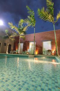 The swimming pool at or near Oasis Tower Hotel