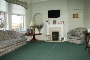 A seating area at Gowanlea Guest House