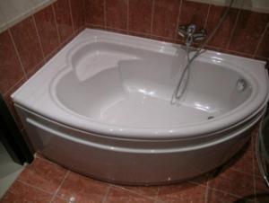 A bathroom at Brazil Hotel