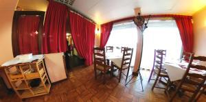 Restaurant ou autre lieu de restauration dans l'établissement Hotel Au Bon Coin