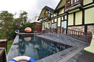 斯圖亞特海洋莊園游泳池或附近泳池