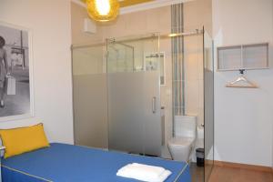 A bathroom at Casa do Ti Luís