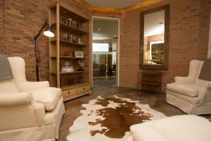 Zona de estar de Hotel Costaustralis