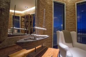 Un baño de Hotel Costaustralis