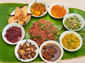 Lunch and/or dinner options for guests at EKHO Sigiriya