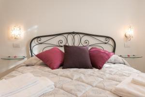 Cama o camas de una habitación en Flospirit Fortezza