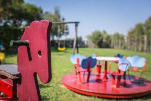 Herní místnost nebo prostor pro děti v ubytování Hotel San Giorgio