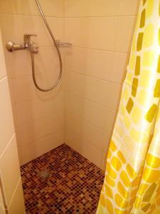 Ванная комната в Apartment on Lenina 135/2