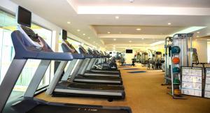 Salle ou équipements de sports de l'établissement The Grand Kandyan