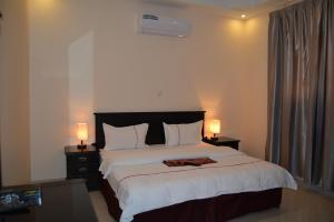 Cama ou camas em um quarto em Orient House