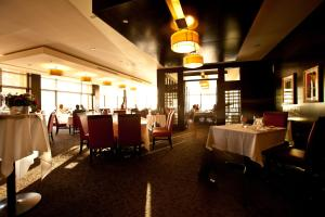 A restaurant or other place to eat at River Rock Casino Hotel