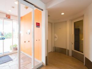 A bathroom at Chisun Inn Nagasaki Airport