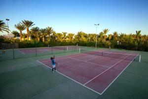 Tennis- en/of squashfaciliteiten bij Sentido Djerba Beach of in de buurt