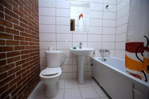 Ванная комната в Apartamenty na Karla Marksa