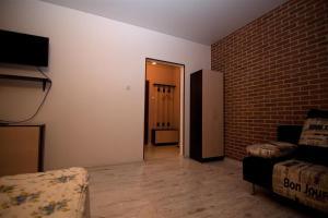 Телевизор и/или развлекательный центр в Apartamenty na Karla Marksa