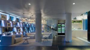 The lobby or reception area at Radisson Collection Hotel, Royal Mile Edinburgh