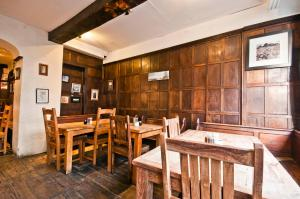 A restaurant or other place to eat at Gales Of Llangollen