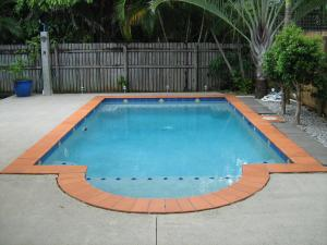 The swimming pool at or near Clifton Beach House