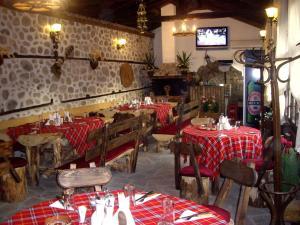 Ресторант или друго място за хранене в Popsokol House