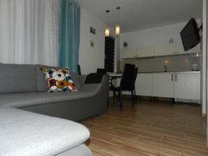 Część wypoczynkowa w obiekcie Gola Studio Apartment
