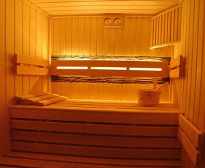 Spa and/or other wellness facilities at Angelika