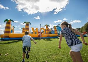 Children staying at H2O-Hoteltherme