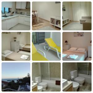 A bathroom at Sesimbra no Coração - 2BR apartement at Sesimbra Beach