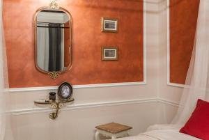 Ванная комната в InretroRed_byApartica