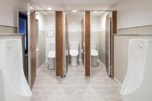 commun SHIBUYA (男性専用) にあるバスルーム