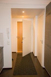 A bathroom at Lahti Center House