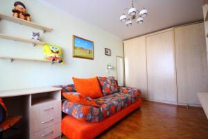 Гостиная зона в Апартаменты на Ленина 35 А